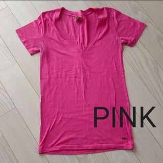 Victoria's Secret - Victoria's Secret PINK Tシャツ XSサイズ