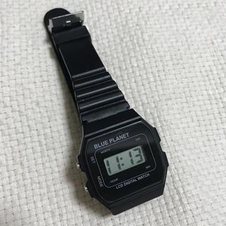 腕時計 デジタル(腕時計(デジタル))