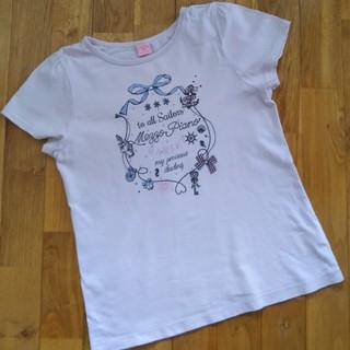 メゾピアノジュニア(mezzo piano junior)のメゾピアノジュニア Tシャツ 150(Tシャツ/カットソー)