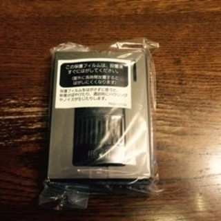 パナソニック(Panasonic)の新品未使用品Panasonic カメラ玄関子機 VL-V566-S (防犯カメラ)