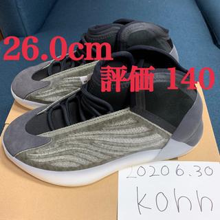 アディダス(adidas)の【26.0cm】YZY QNTM BARIUM(スニーカー)