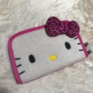 ハローキティ - Hello kitty 通帳入れ