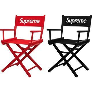 シュプリーム(Supreme)の【新品・未使用】Supreme 19SS Director's chair(折り畳みイス)