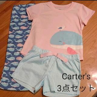 carter's - Carter's 夏用パジャマセット 4歳サイズ
