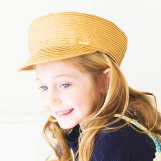 ブランシェス(Branshes)のブランシェス  ペーパーキャスケット(帽子)