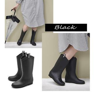 【新品】レインブーツ 長靴 レインシューズ(レインブーツ/長靴)