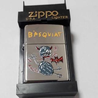 ジッポー(ZIPPO)のバスキア ジッポー デビル デザイン Zippo(その他)