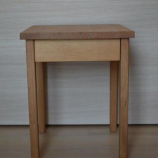 ムジルシリョウヒン(MUJI (無印良品))のサイドテーブル(コーヒーテーブル/サイドテーブル)
