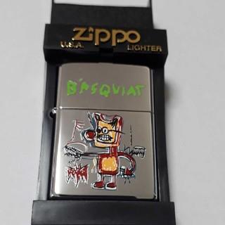 ジッポー(ZIPPO)のバスキア ジッポー キャット デザイン Zippo(その他)