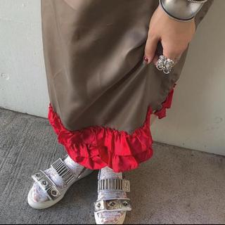 トーガ(TOGA)の【みっぽぽ様専用】toga インナードレス(ロングワンピース/マキシワンピース)