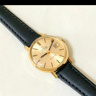 オメガ(OMEGA)の貴重 オメガ Automatic ジュネーブ Date18金張り(腕時計)