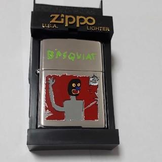 ジッポー(ZIPPO)の7月特価‼️ バスキア ジッポー レッドマン デザイン Zippo(その他)