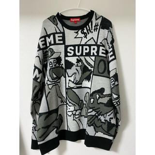シュプリーム(Supreme)のSupreme Cartoon Sweater(ニット/セーター)