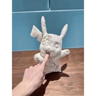 メディコムトイ(MEDICOM TOY)のDaniel Arsham x Pokémon Eroded Pika(彫刻/オブジェ)