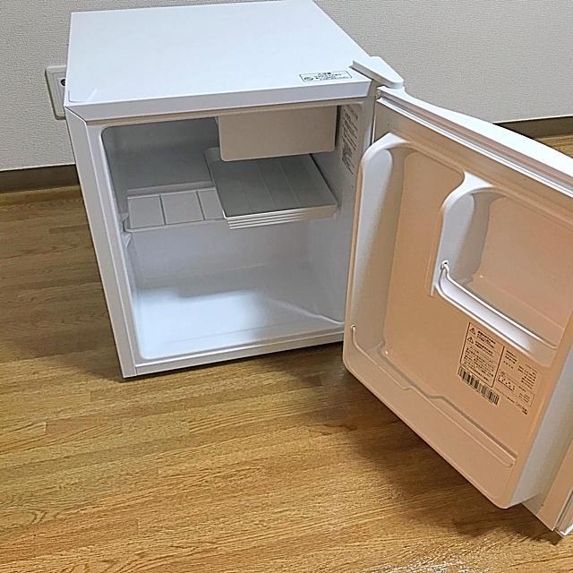 1ドア冷蔵庫(Hisense) スマホ/家電/カメラの生活家電(冷蔵庫)の商品写真