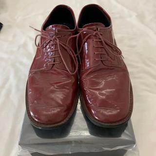 ヨウジヤマモト(Yohji Yamamoto)のヨウジヤマモト 革靴(ドレス/ビジネス)