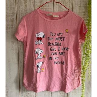 ZARA、スヌーピー、女の子Tシャツ