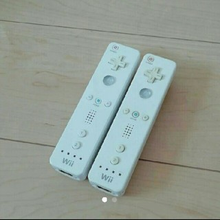 Wii - Wiiリモコン 2個 セット