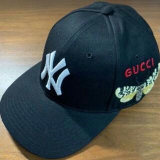 グッチ(Gucci)のニューヨーク ヤンキース™ ベースボールキャップ(キャップ)