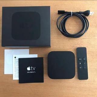 アップル(Apple)のApple TV 第4世代 32GB (テレビ)
