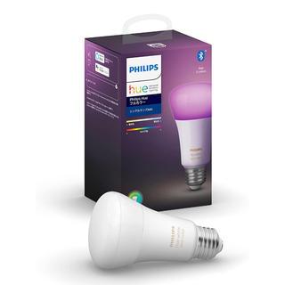 フィリップス(PHILIPS)の新品未使用 Philips Hue フルカラー シングルランプ(蛍光灯/電球)