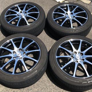 グッドイヤー(Goodyear)のノア、ボクシー、エスクァイア80系 ホイール&タイヤ&ナット(タイヤ・ホイールセット)