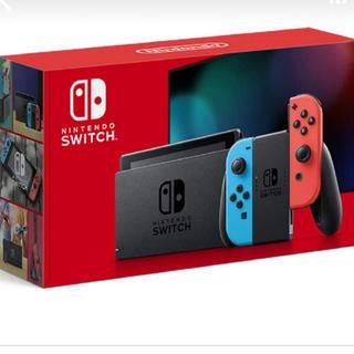 ニンテンドースイッチ(Nintendo Switch)の新品 未使用  Nintendo Switch NINTENDO  スイッチ (家庭用ゲーム機本体)