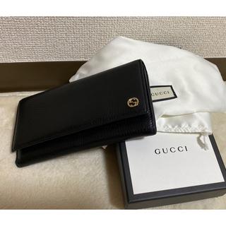 Gucci - GUCCI 長財布 黒