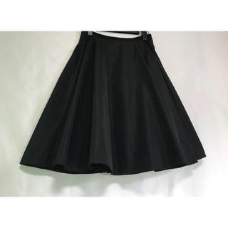 FOXEY - FOXEY  フォクシー   スカート  ブラック