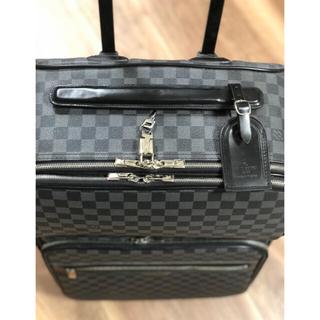 ルイヴィトン(LOUIS VUITTON)のキャリーバック ダミエグラフィット(トラベルバッグ/スーツケース)