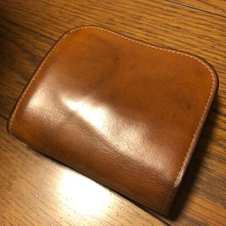 ガンゾ(GANZO)のラストクロップス スパンカー1(折り財布)