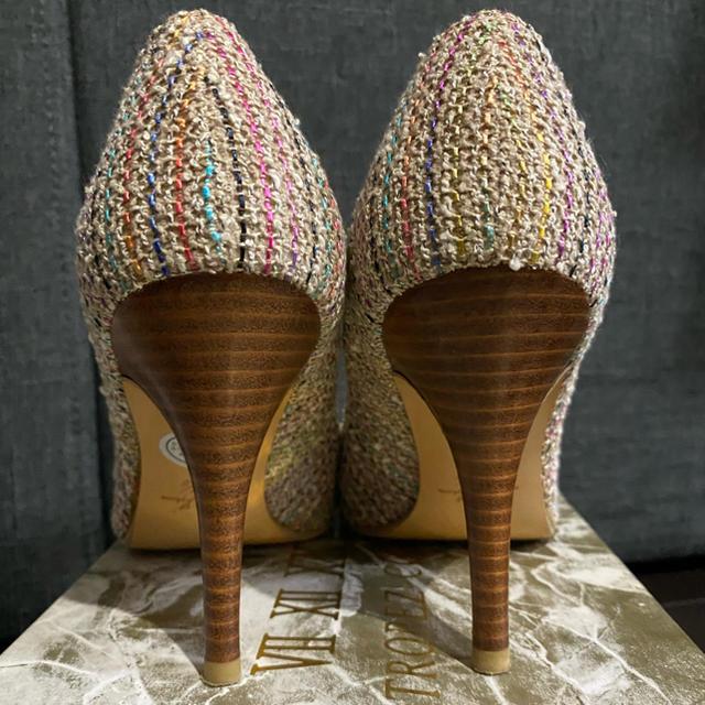 VII XII XXX(セヴントゥエルヴサーティ)のVII XII XXX  新品未使用 サイズ35.5 レディースの靴/シューズ(ハイヒール/パンプス)の商品写真