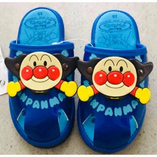 アンパンマン(アンパンマン)の【新品】アンパンマン サンダル キッズシューズ スリッパ スニーカー  靴(サンダル)