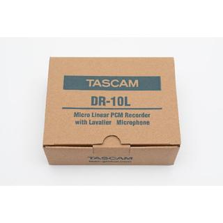 新品 tascam DR-10L ピンマイクレコーダー(その他)