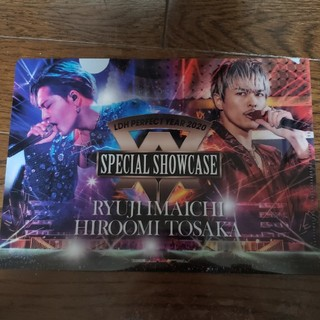 サンダイメジェイソウルブラザーズ(三代目 J Soul Brothers)のSPECIAL SHOWCASEクリアファイル(その他)