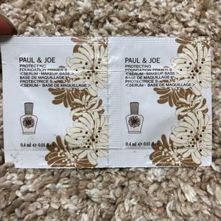 ポールアンドジョー(PAUL & JOE)のポール&ジョー 化粧下地 サンプル(サンプル/トライアルキット)