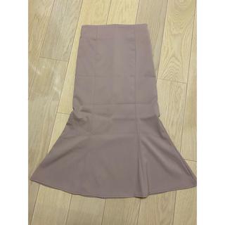 ディーホリック(dholic)のマーメイドスカート(ひざ丈スカート)
