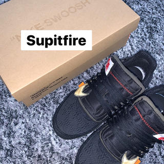 OFF-WHITE - NIKE x OFF-WHITE THE TEN AIR PRESTO 27cm