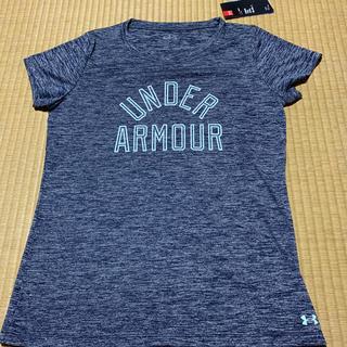 UNDER ARMOUR - アンダーアーマー  新品レディースTシャツ Lサイズ