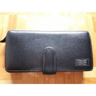 ポーター(PORTER)のPORTER ポーター 吉田カバン 長財布 革製品 ブラック(財布)