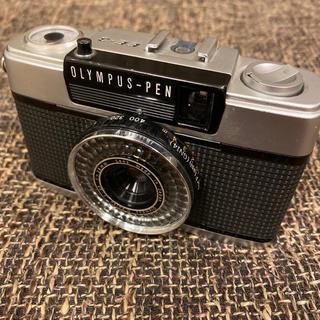 オリンパス(OLYMPUS)のOlympusのハーフサイズフィルムカメラPEN EE-3(フィルムカメラ)
