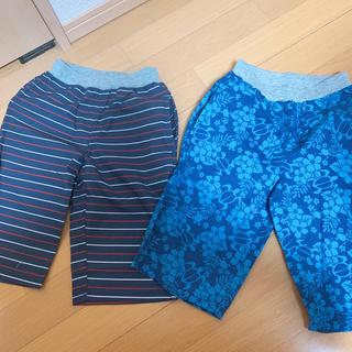 パンツ ズボン ハーフパンツ 2枚(パンツ/スパッツ)