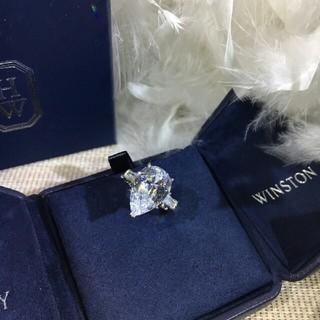 ハリーウィンストン(HARRY WINSTON)の極美品  Harry Winston  指輪(リング(指輪))