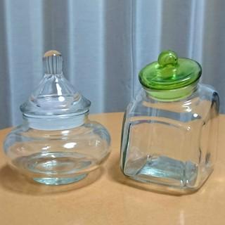 フェリシモ(FELISSIMO)の瓶セット フェリシモ 保存瓶 キャニスター 小物入(容器)