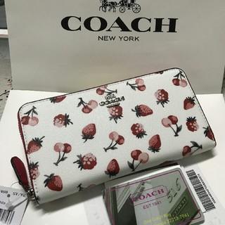コーチ(COACH)の新品 COACH 超人気 長財新品 F23498(長財布)