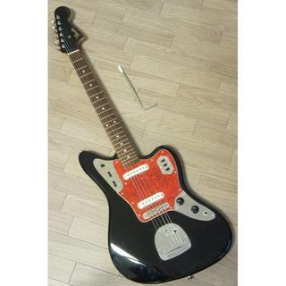 フェンダー(Fender)のFender Japan Jaguar JG66-90 美品 Nシリアル(エレキギター)