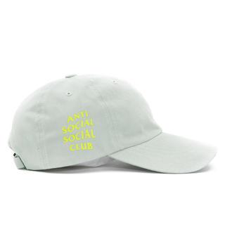 アンチ(ANTI)のAnti Social Social Club Weird Cap(キャップ)