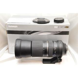 TAMRON - F30★タムロン SP 150-600mm VC USD ニコン用#2709