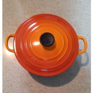 ルクルーゼ(LE CREUSET)のル・クルーゼ  ココットロンド  20cm(鍋/フライパン)