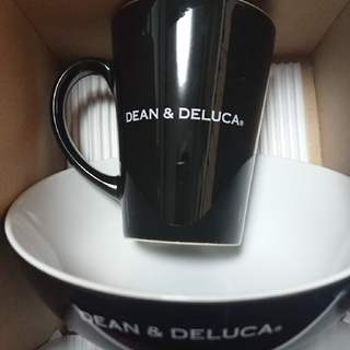 ディーンアンドデルーカ(DEAN & DELUCA)のDEAN&DELUCA   シリアルボール マグカップ(グラス/カップ)